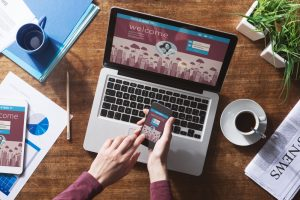 Custom WordPress Website Design   NetOne Technologies in South Florida