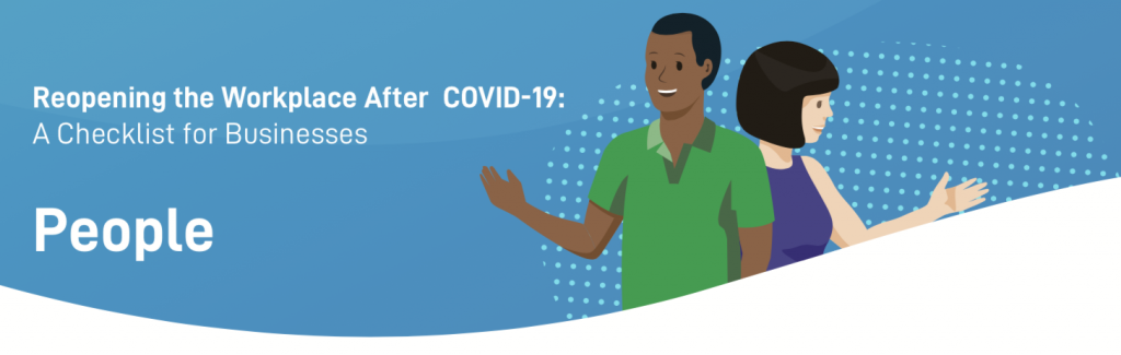 10 Tips for You and Your Employees to Reopen the Workplace During COVID-19
