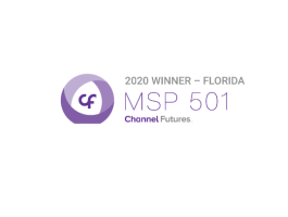 Annual MSP 501 Recognizes NetOne Technologies Among Florida's Most Elite 501 Managed Service Providers